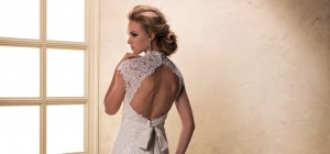 15 Romantic Lace Wedding Dresses