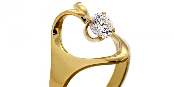 10 unique Engagement Rings