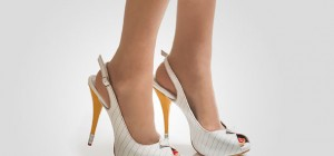 Crazy high heel designs