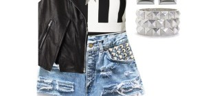 20 Polyvore Combinations With Trendy High-Waisted Shorts