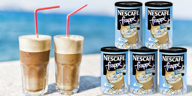 frappe Nescafe marketing strategy