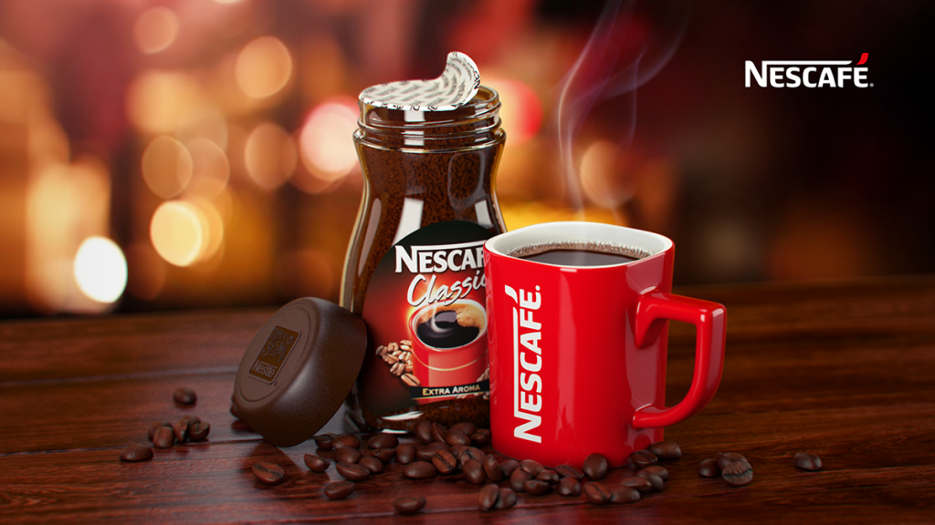 Nescafe marketing strategy