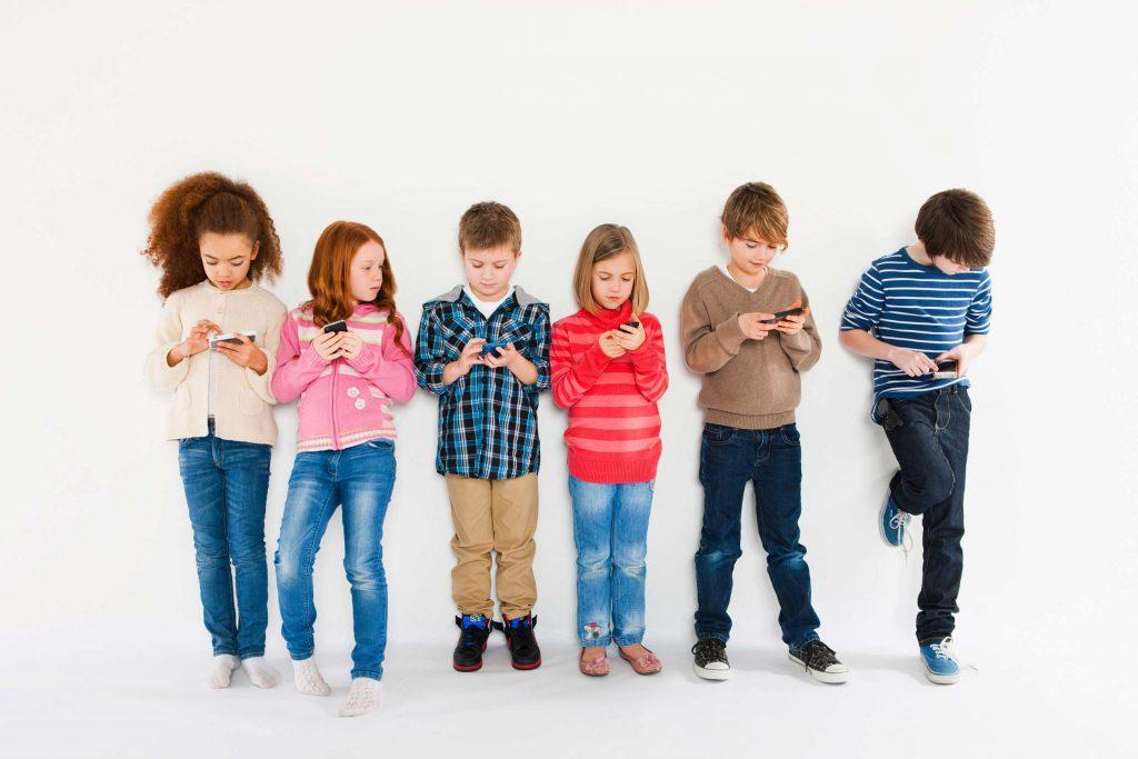 children addiction