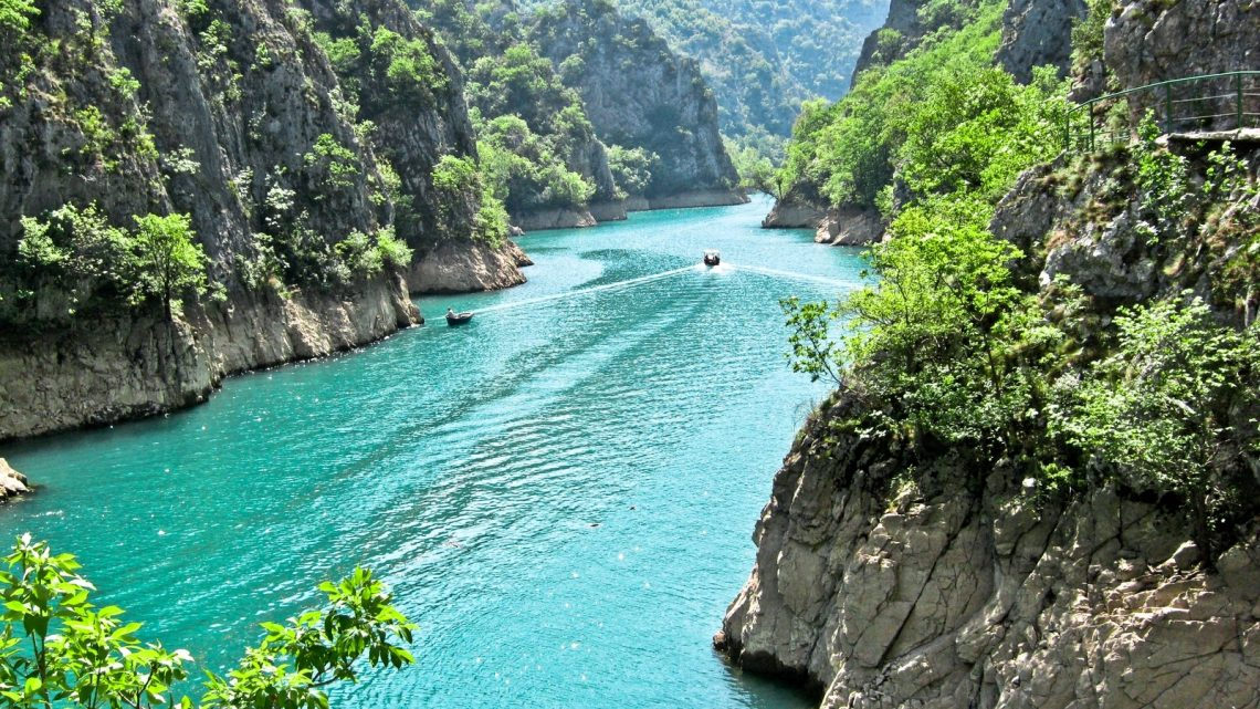 Place that Offer You Comfort and Peace – Matka Canyon in Macedonia