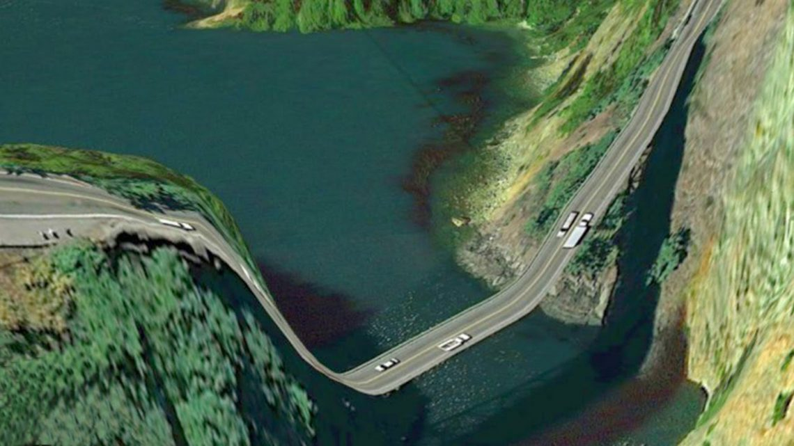 OMG! These Are The Most Dangerous Roads in All World