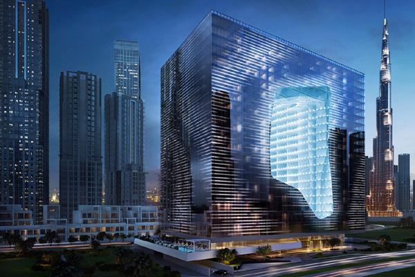 Check Enticing Dubai Architecture to Ruin Your Heart