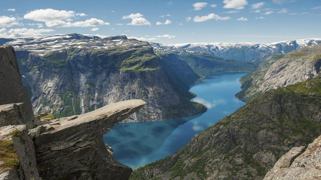 mountain Norway