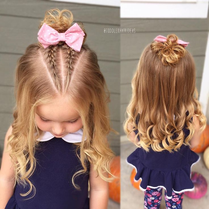 cool hairstyle for toddler