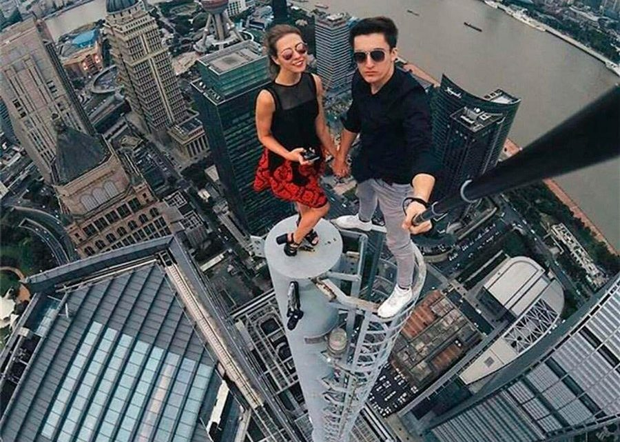 Is It Worth to Die For One Crazy Selfie?