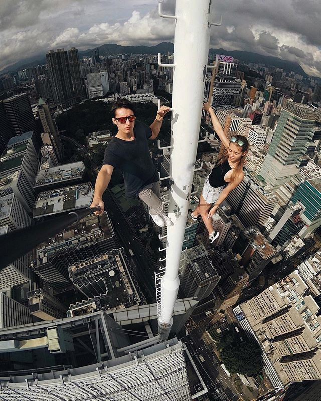 amazing selfie