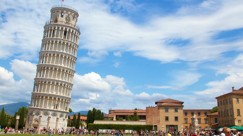 the tower pisa