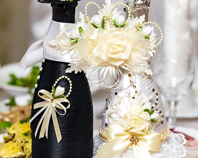 Beautiful Wedding Decorations for Table Setting