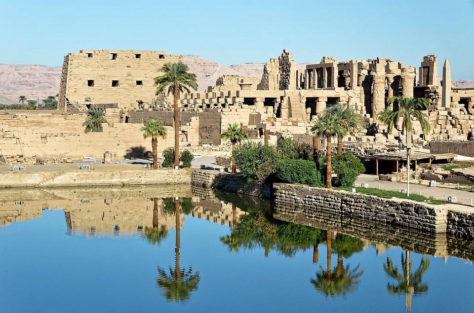 temples of Karnak