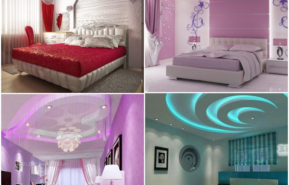 Gypsum Board Bedroom Design That Looks Awesome
