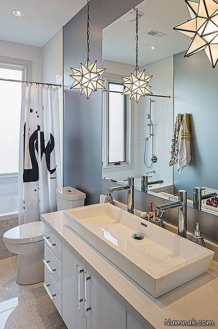 elegant bathroom idea