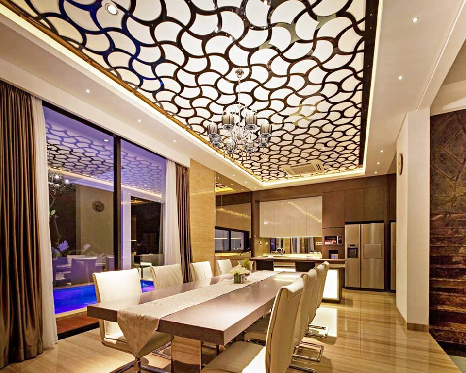 Ceiling Design To Give Another Dimension to Your Home