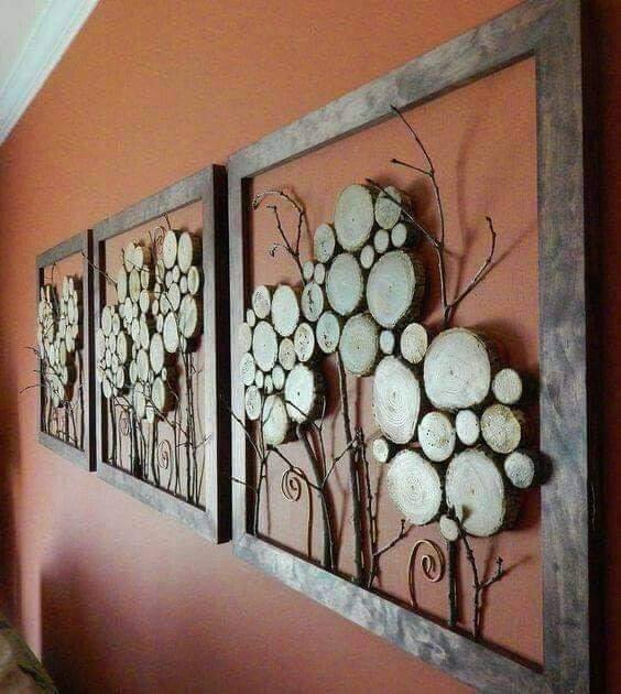 wood wall art