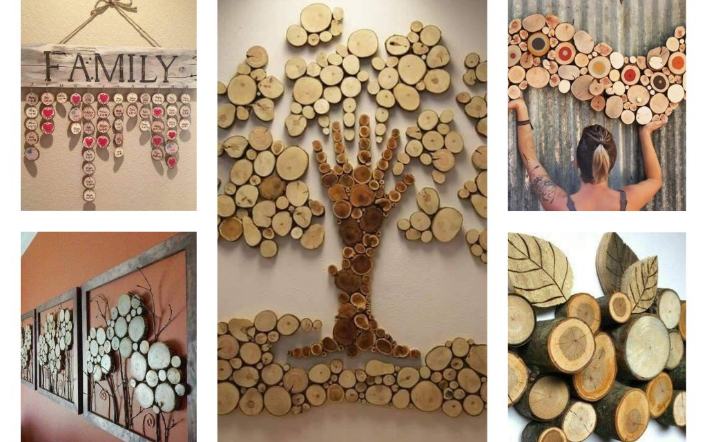 New Wood Wall Art Creative Ideas