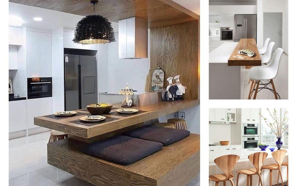 Unique Kitchen Home Bar Ideas