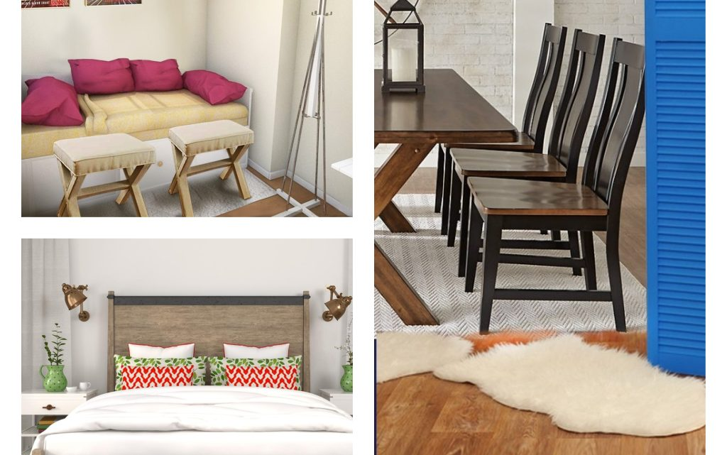 Choose the Right Furniture for Small Space