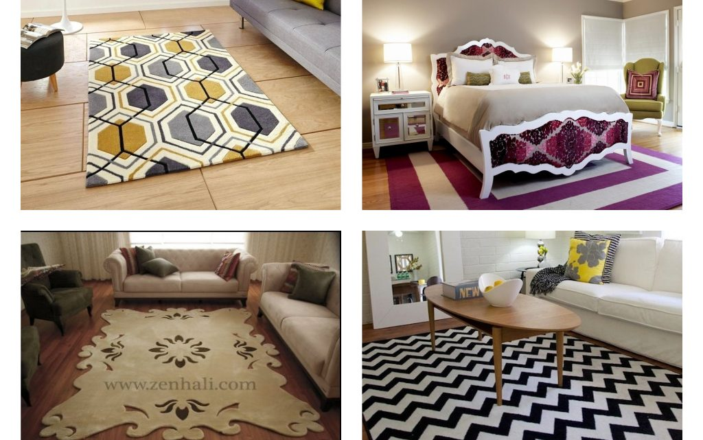 Modern Carpets That Will Make Your Room Look Large