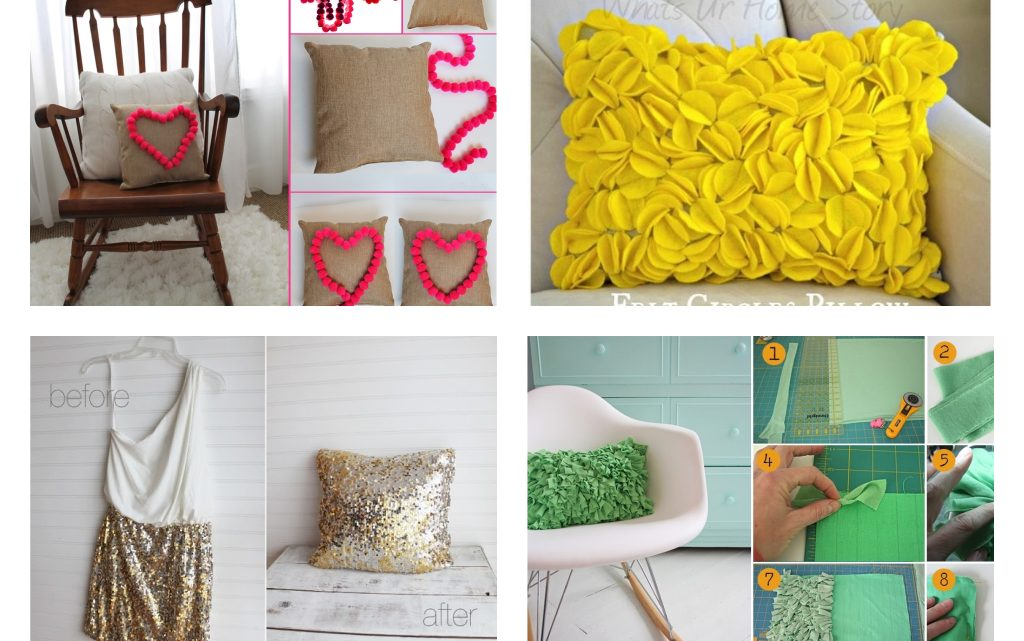 DIY Cushion Cover Ideas To Inspire You