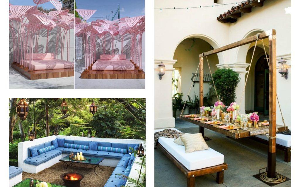 Modern Backyard Seating You Shouldn't Miss
