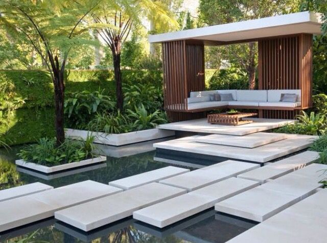 Modern Backyard Seating You Shouldn't Miss