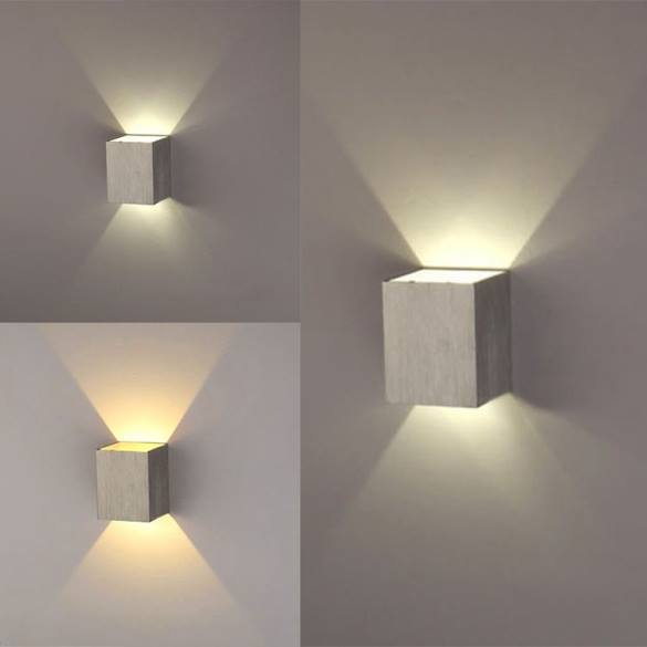 appealing wall lighting
