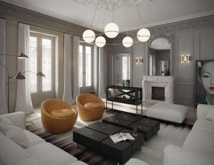 gorgeous living room design