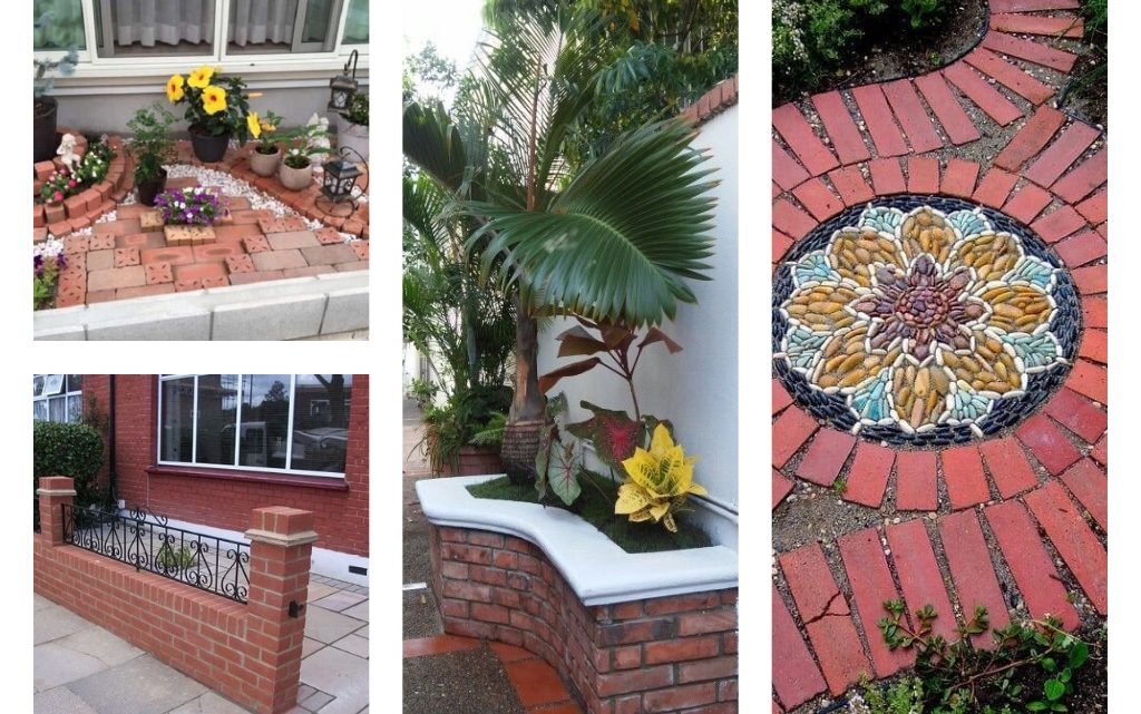 Bricks Garden Ideas to Drive You Crazy