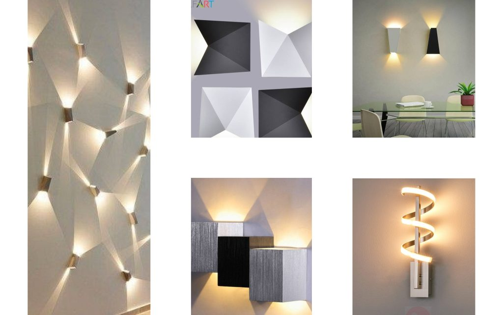 Appealing Wall Lighting to Grab Your Attention