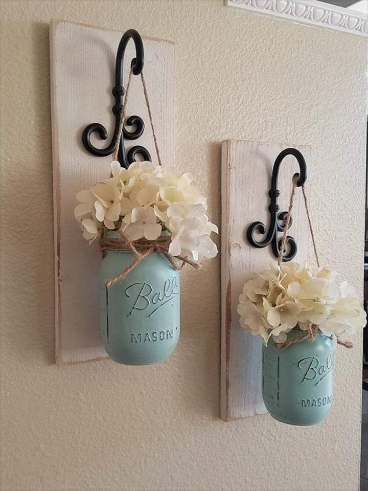 Try To Make These Mason Jar Crafts