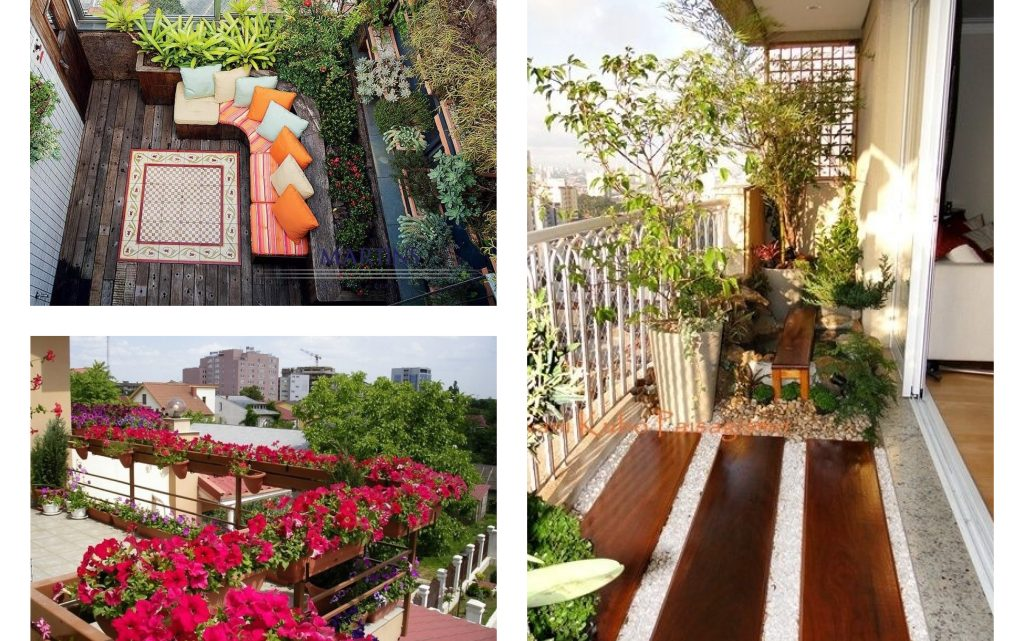 Balcony Garden Designs That Are Too Good to Resist
