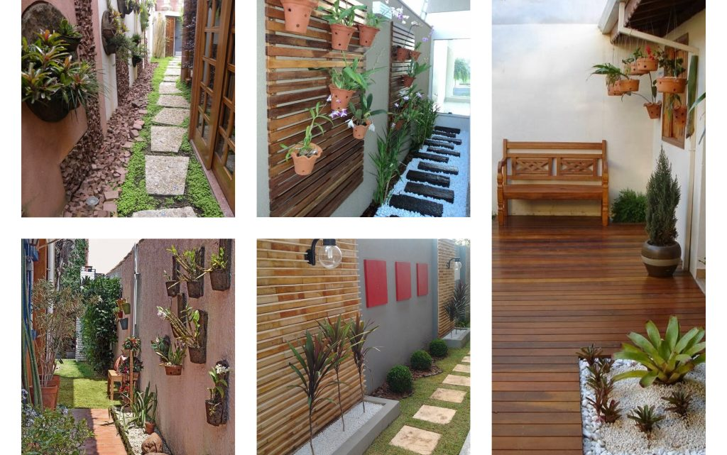 Have a Look in These Alluring Courtyard Designs
