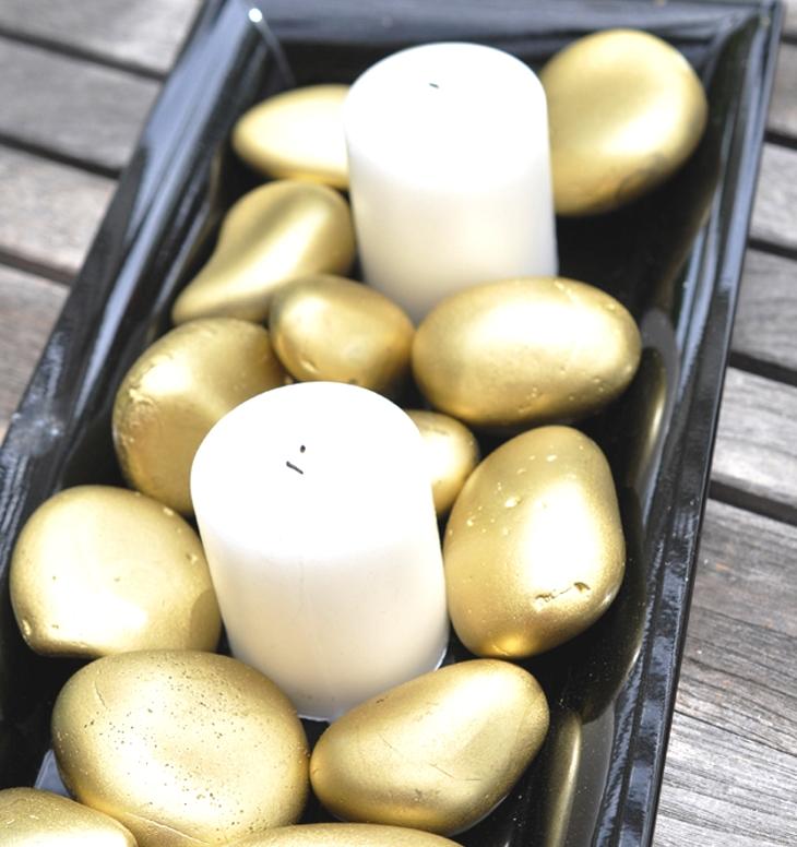 gold rocks