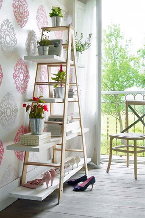 reuse the old ladder