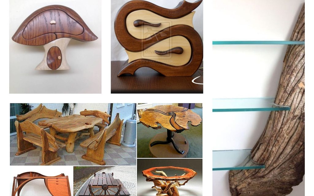 Irresistible Rustic Wooden Furniture