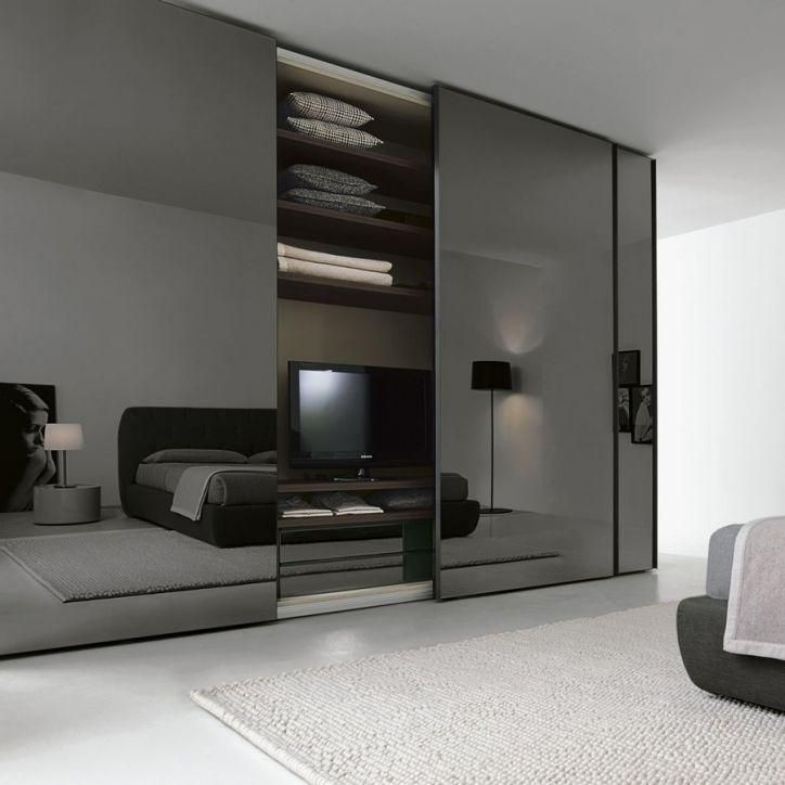 amazing design of bedroom wardrobe