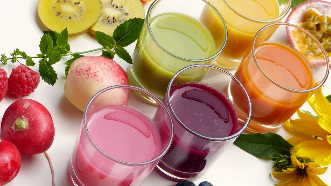 Top Five Benefits of The Right Detox Diet For Health Improvement