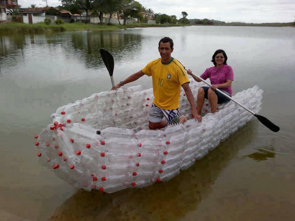 plastic bottles creations