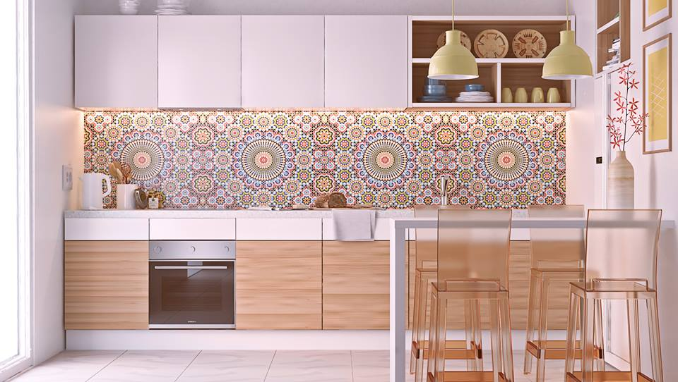 home kitchen bar