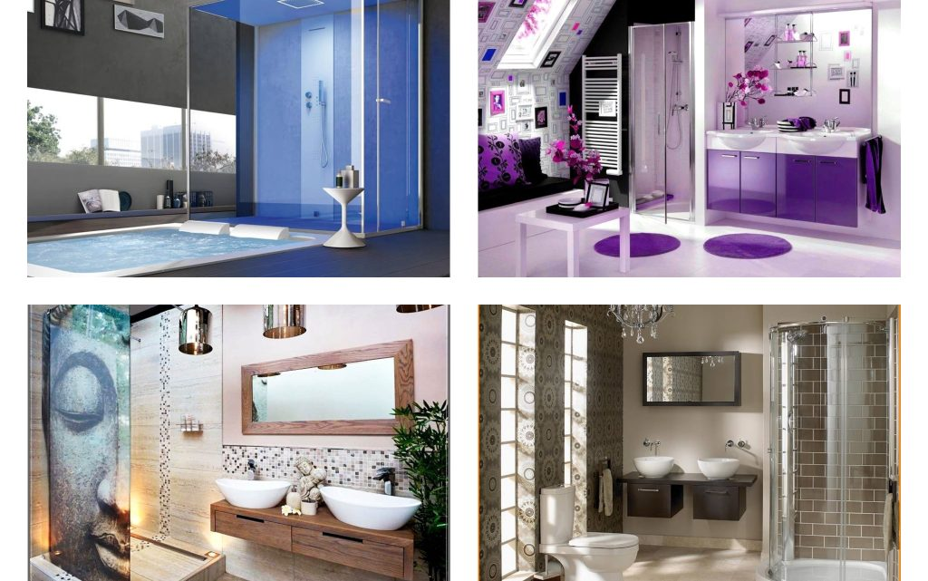 Creative and Classy Bathroom Shower Ideas