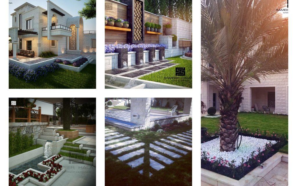 Fancy Garden Decorating Ideas