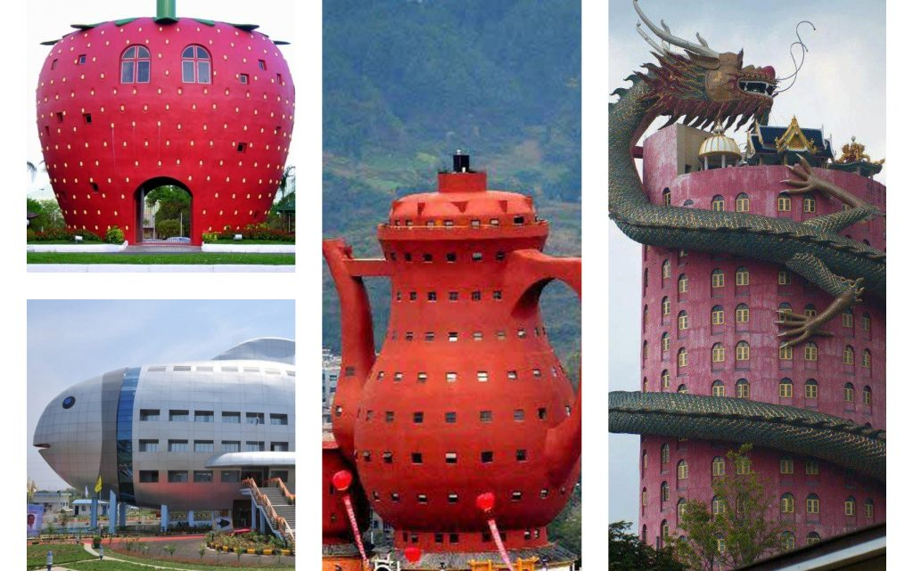 Awesome Buildings Around the World