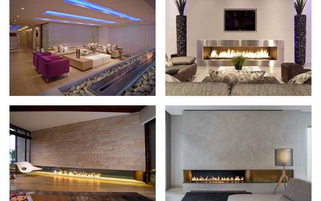Stunning Fireplaces for Pleasant Home Ambient