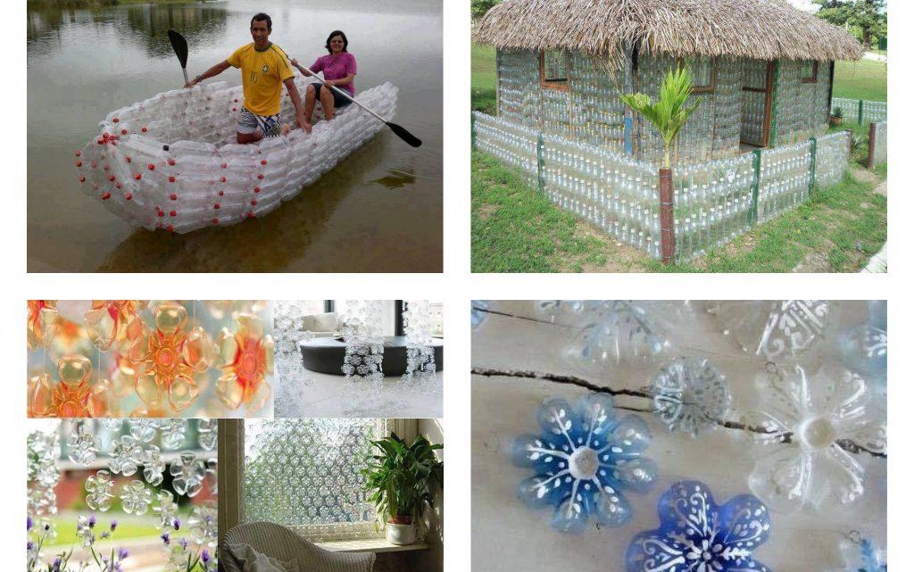 Amazing Plastic Bottles Creations