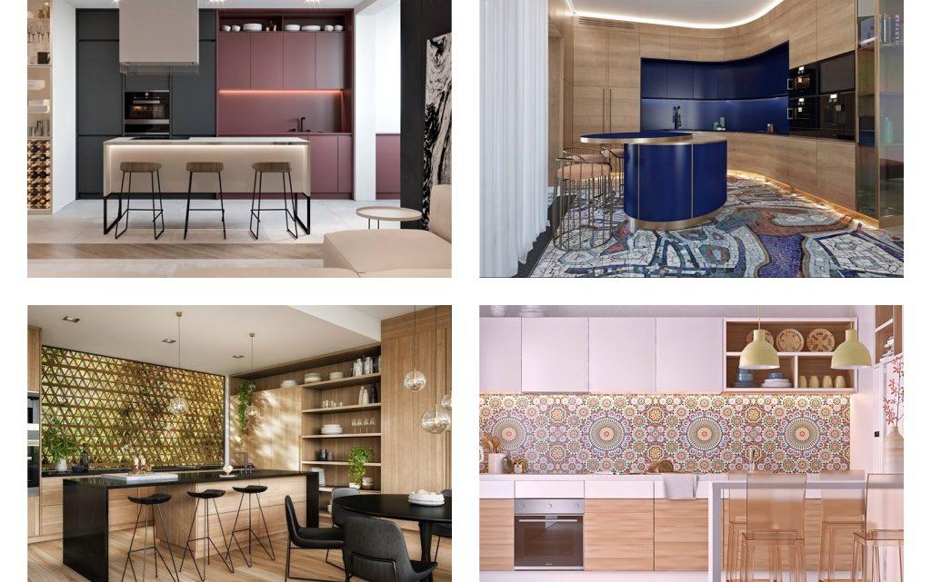 Elegant Home Kitchen Bar