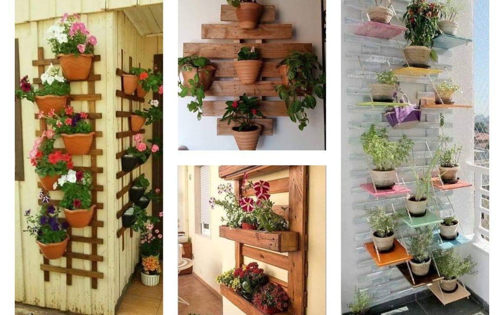 Fantastic Ideas of Vertical Garden