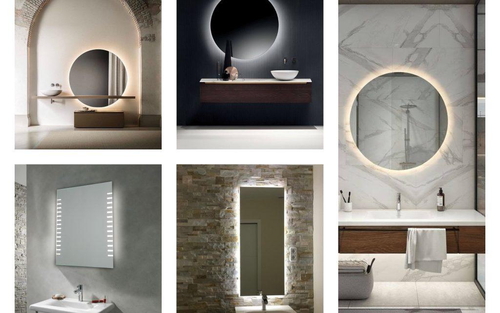 Impressive Bathroom Mirror Design
